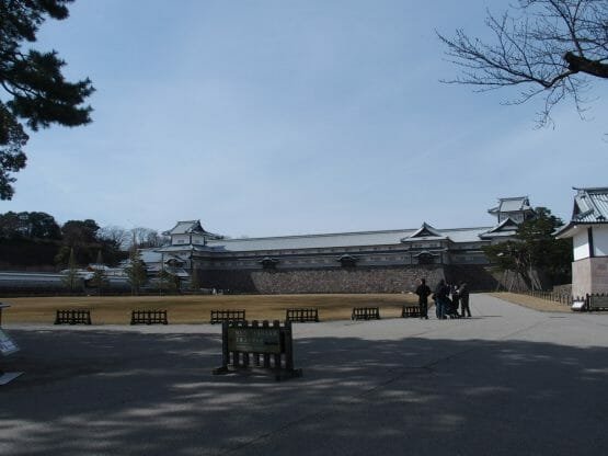 金沢城公園