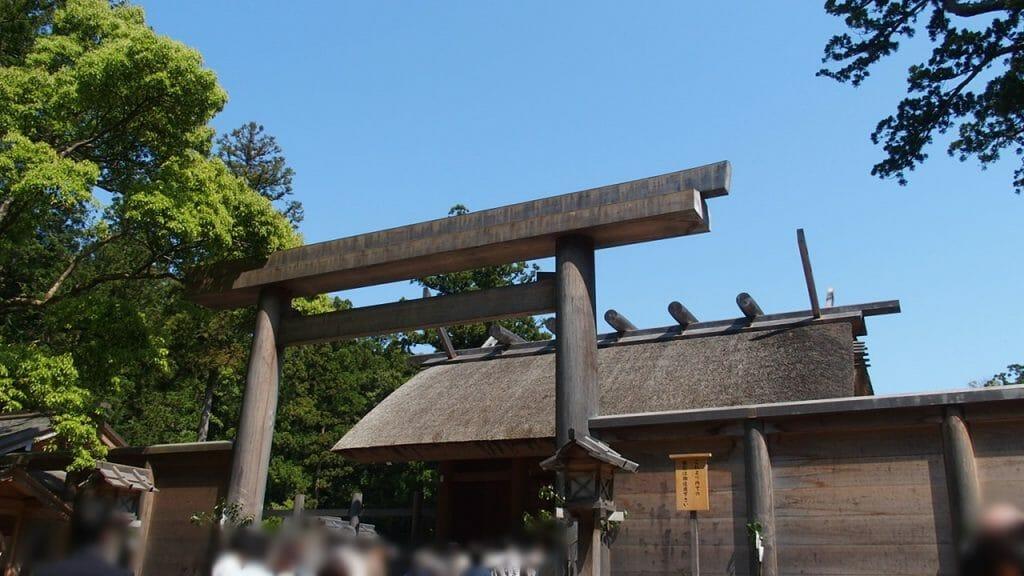 ポイントバケーション湯の山温泉からいける観光地伊勢神宮