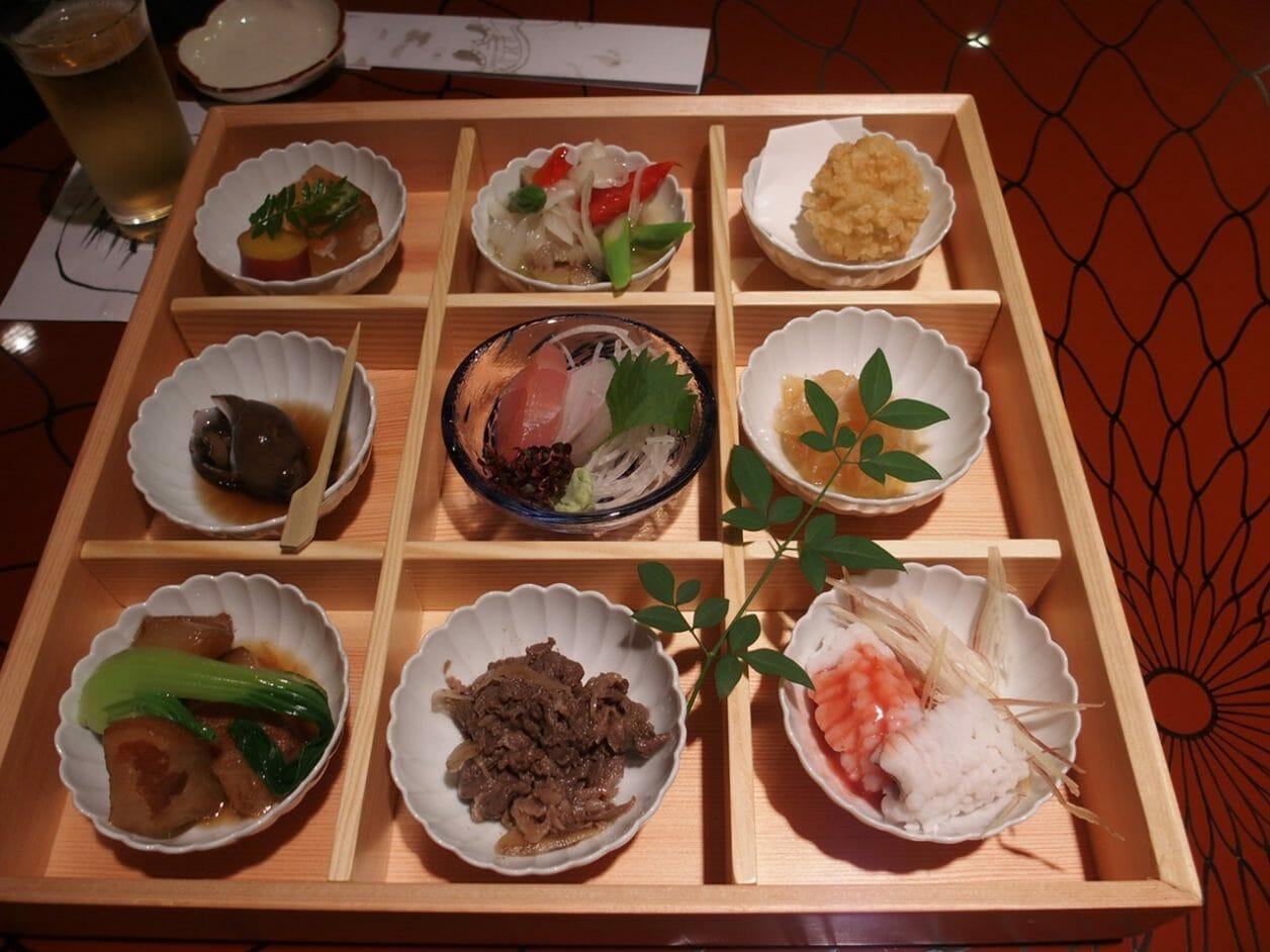 長崎のご当地料理卓袱が食べられる浜勝