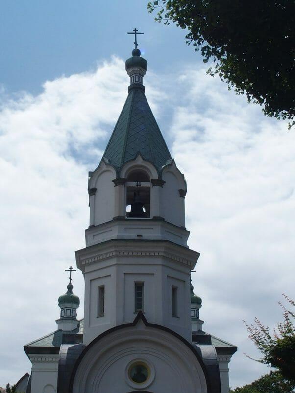 函館の教会群