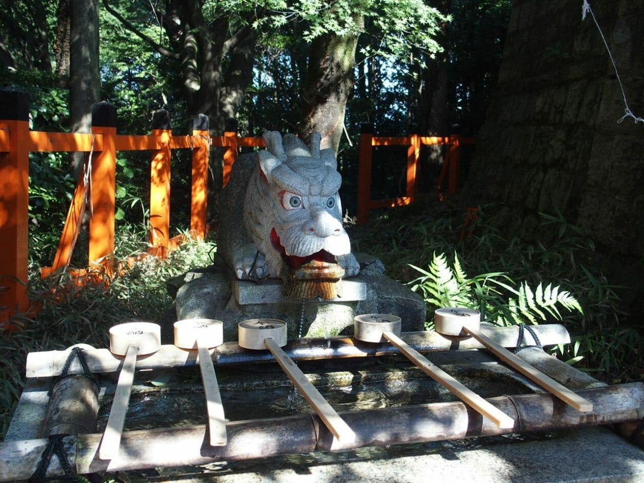 京都伏見稲荷神社