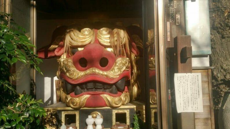 築地の波除神社で毎月7日に配布される七福神御朱印は大人気