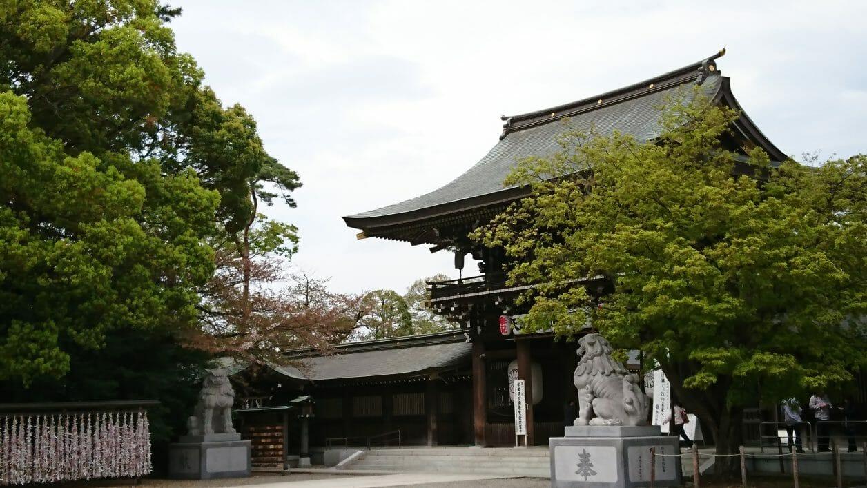 寒川神社はパワースポット