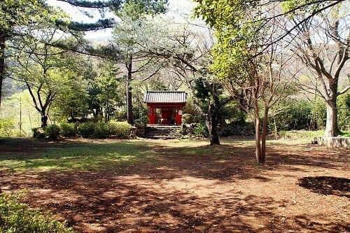 熱海の伊豆山神社のご本殿
