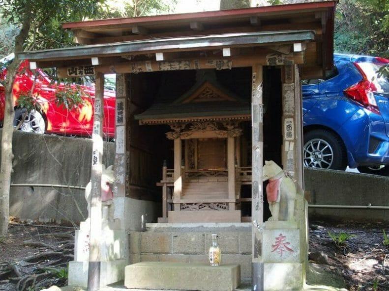 熱海来宮神社の三峯神社