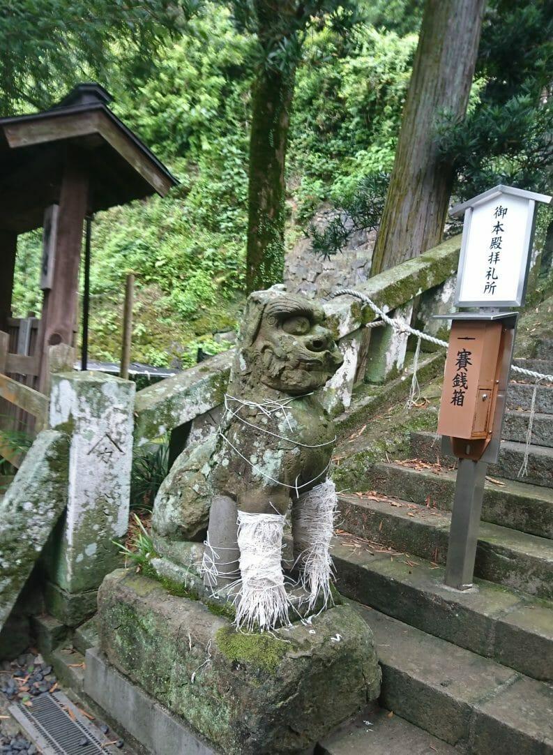 長崎の諏訪神社