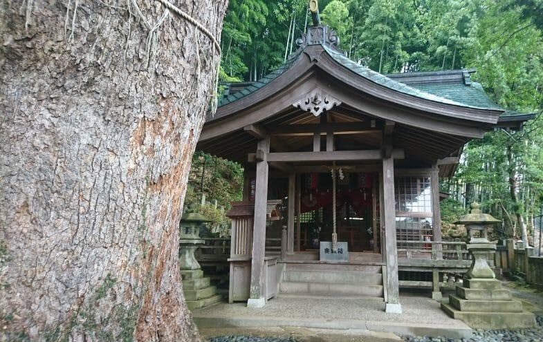 長崎諏訪神社の商売繁盛の玉園稲荷神社