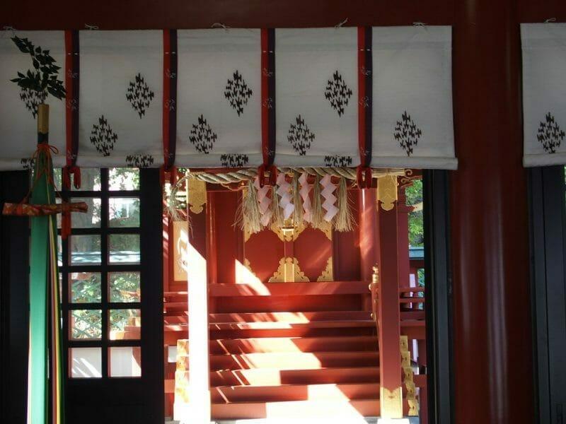 赤坂山王日枝神社