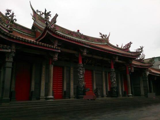 行天宮台北本宮