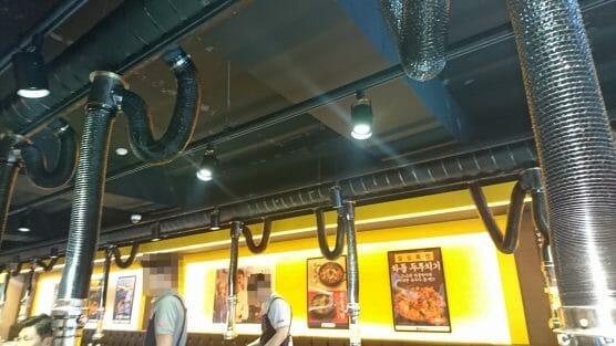 釜山の国際市場でチャルドバギが食べられる焼肉屋トルベギチプ