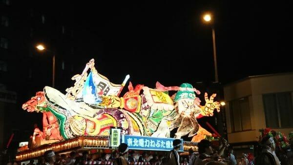 青森ねぶた祭