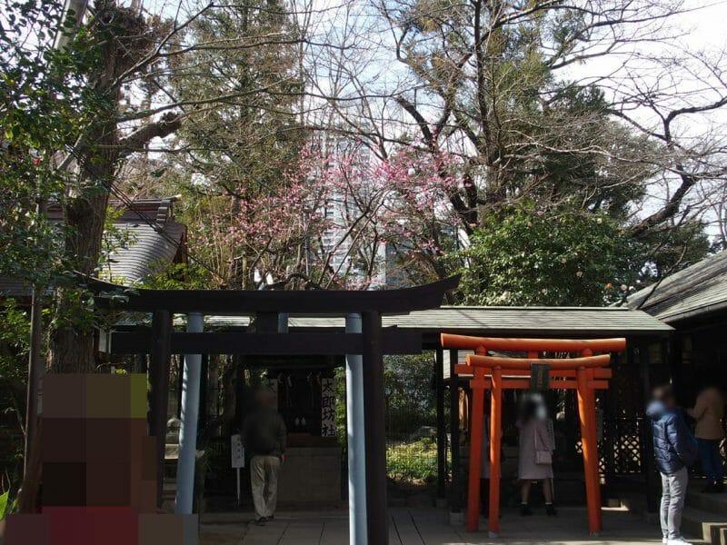 東京港区の愛宕神社