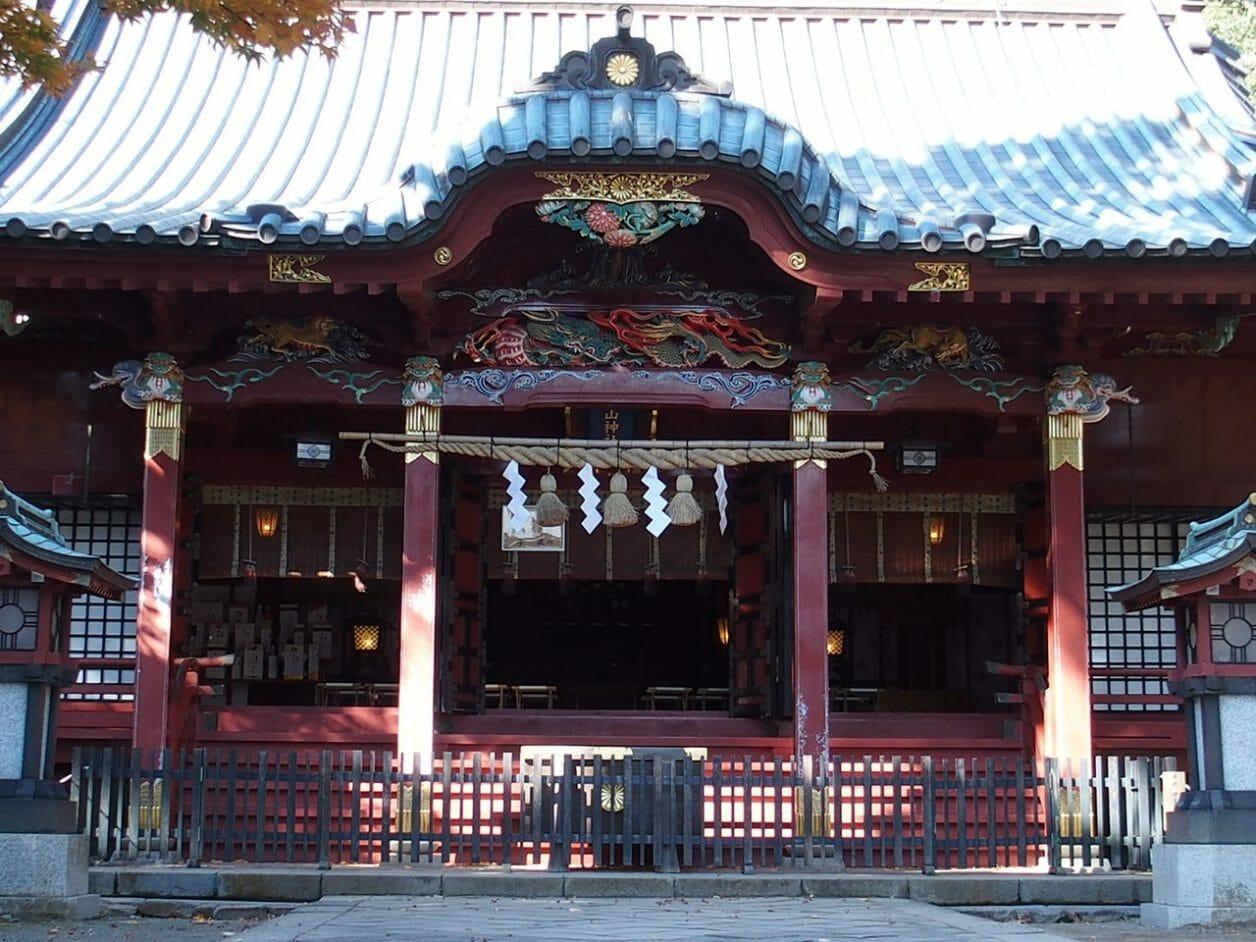 伊豆山神社のご本殿