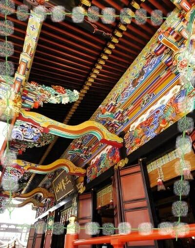 日本屈指のパワースポット三峯神社