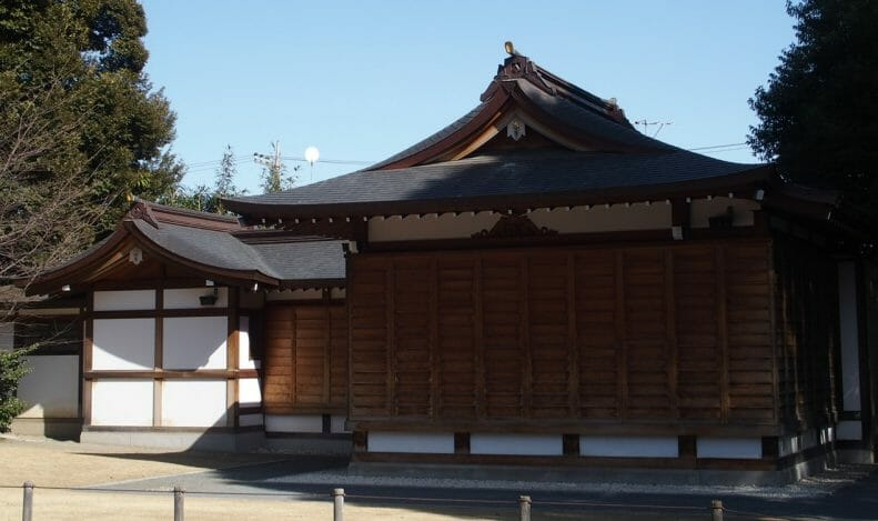 阿佐ヶ谷神明宮はBABYMETALの聖地