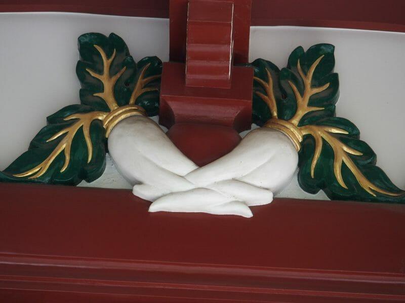 浅草の待乳山聖天で夫婦和合の象徴になっている大根