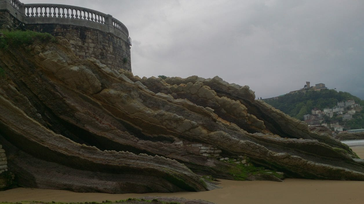 サンセバスチャンのコンチャ湾