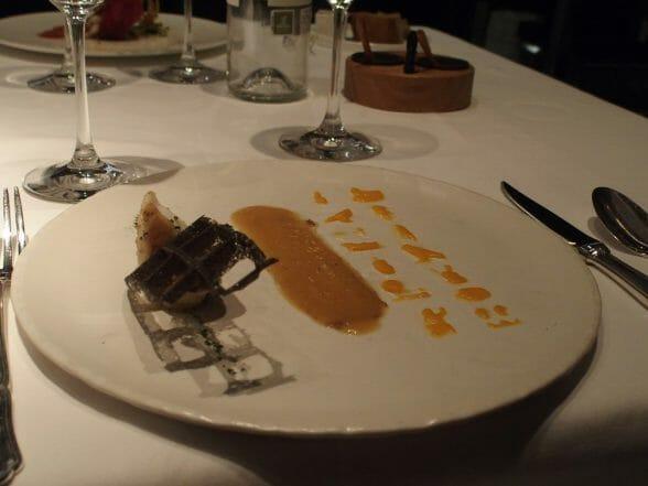 サンセバスチャンの三ツ星レストランアルザックArzak