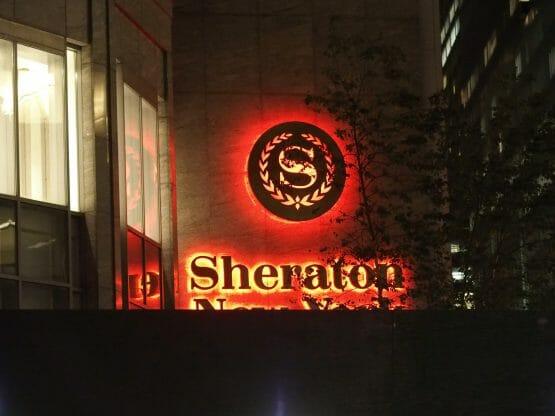 シェラトンニューヨークタイムズスクエアホテル