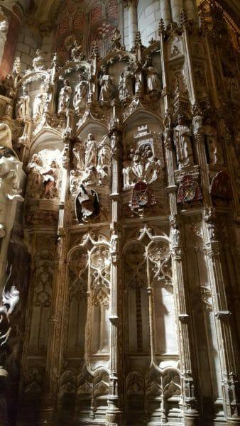 サンセバスチャンのサンビセンテ教会