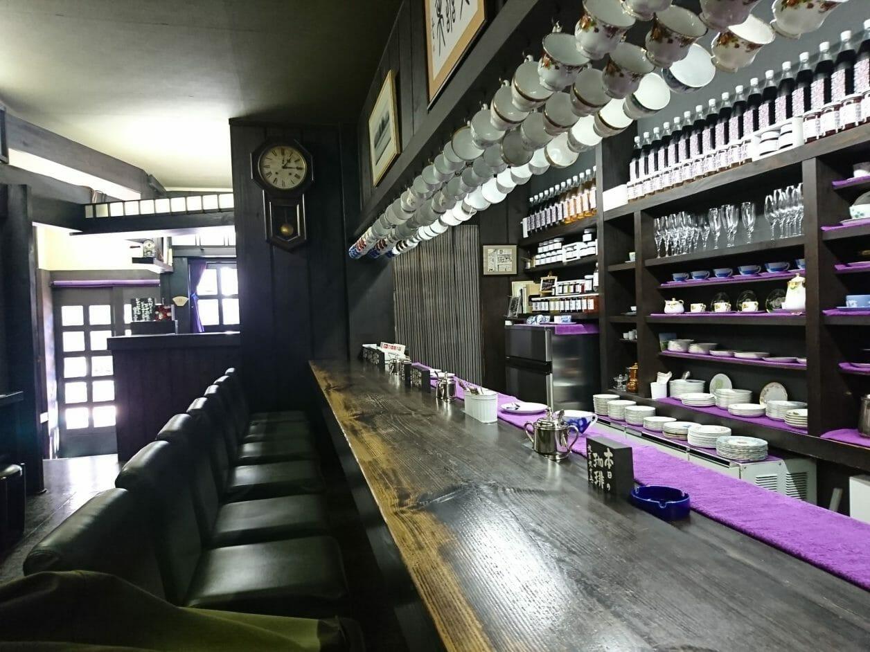 軽井沢銀座でみつけたコーヒーの美味しい喫茶店
