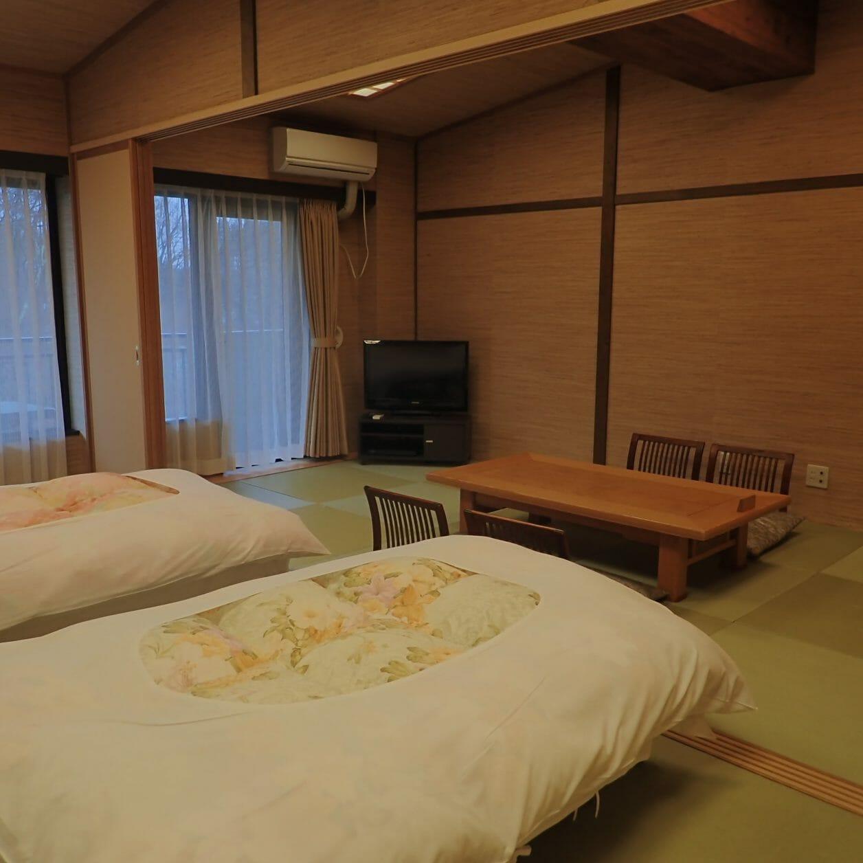 ポイントバケーション軽井沢の客室
