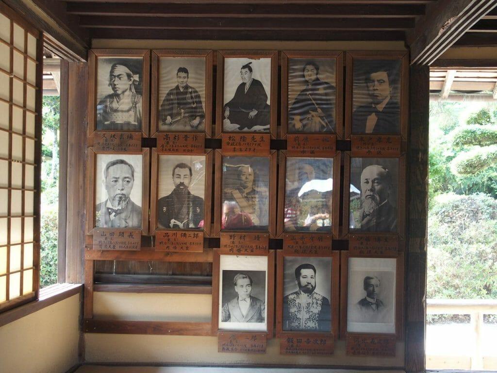 山口県萩市の松下村塾