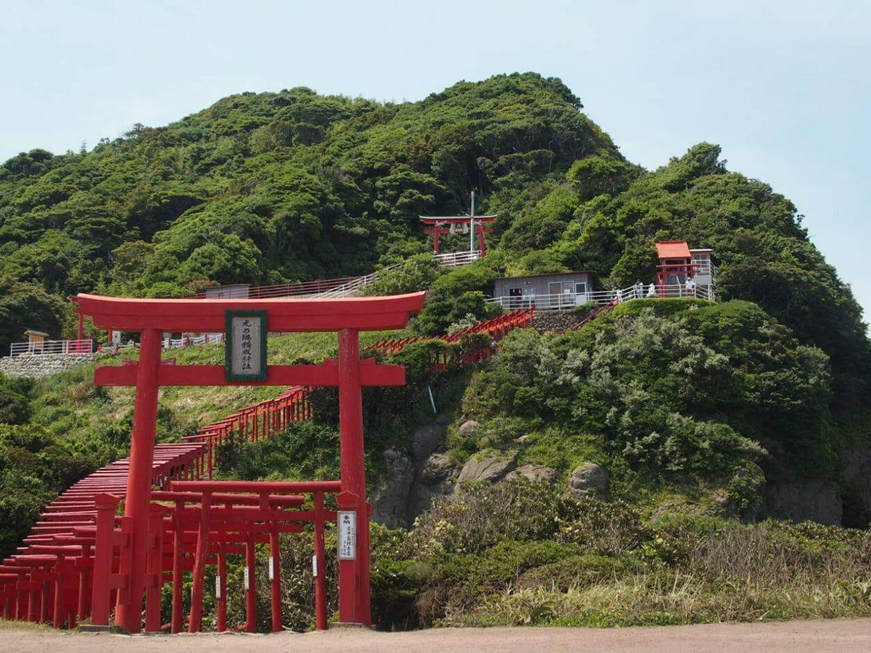 元乃隅稲成神社参拝記ブログ