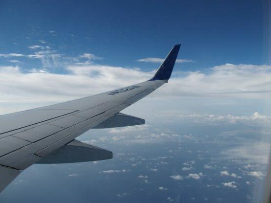 ANAビジネスクラス直行便ででニューヨーク旅行へ出発