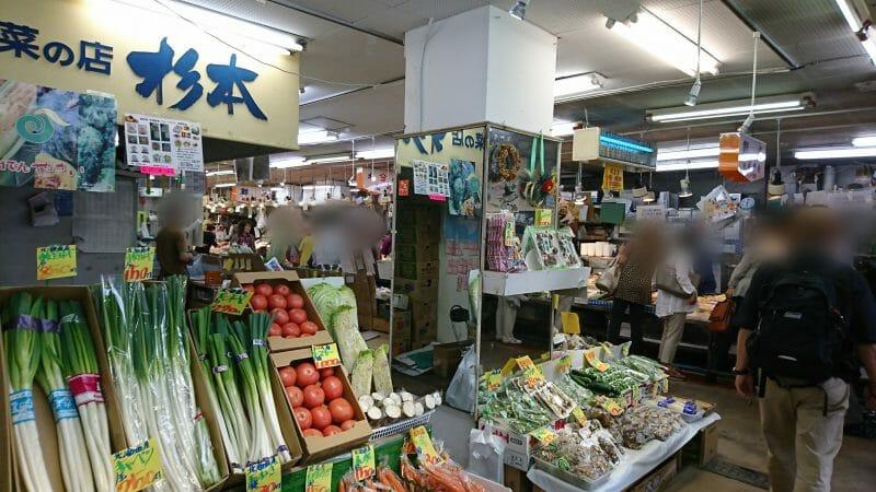 小樽で地元民がおすすめする何樽市場