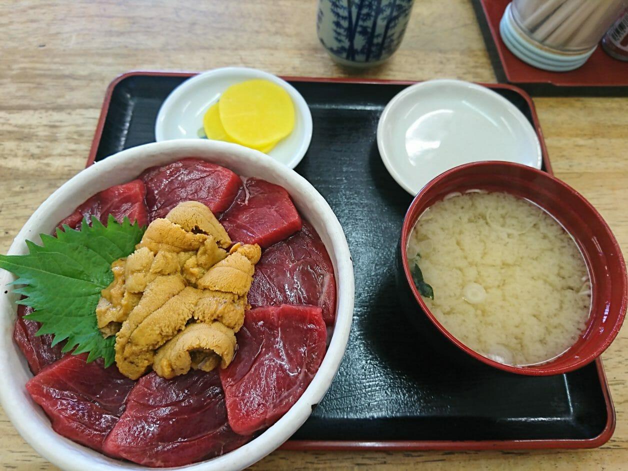 小樽で地元民に教えられた美味しい朝食が食べられる麟友朝市の朝市食堂