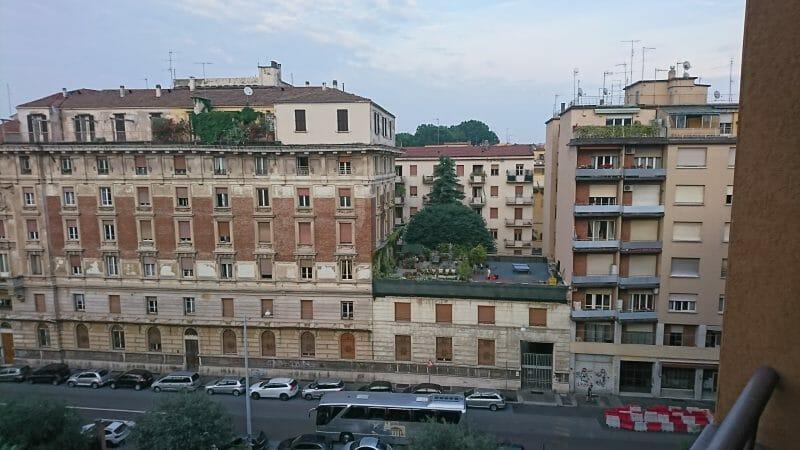 イタリアのボローニャで泊まったバスタブ付きのホテルRoyalCarlton