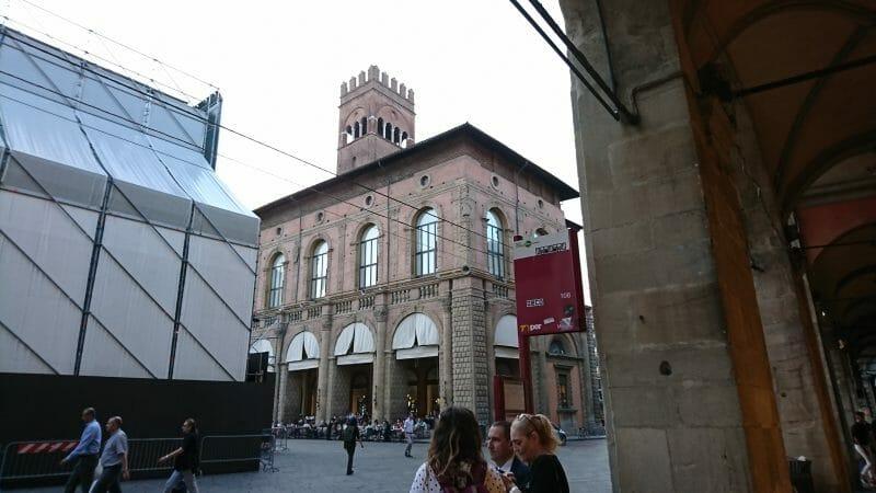 イタリアで人気の観光地ボローニャ