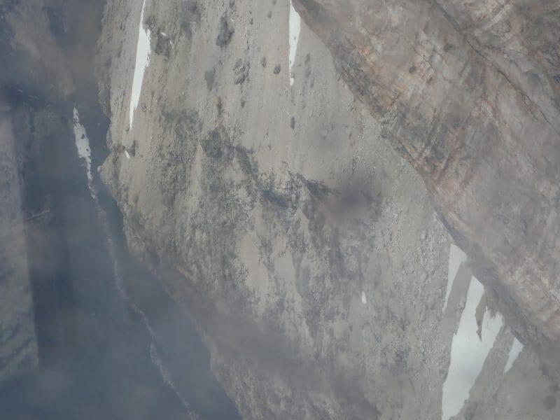 ポルドイ峠からケーブルカーでサスポルドイ展望台へ