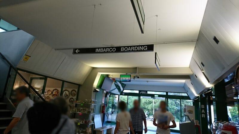 サンマリノ共和国でFunivia(ロープウェイ)に乗る