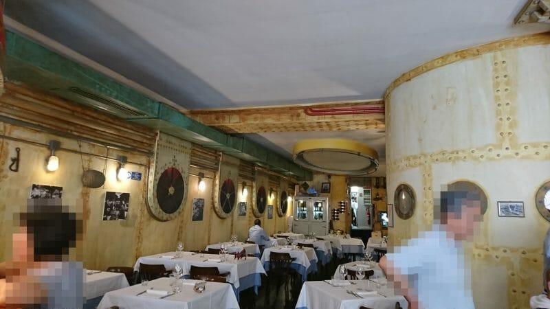 ラヴェンナのL'Acciuga Osteriaでランチ
