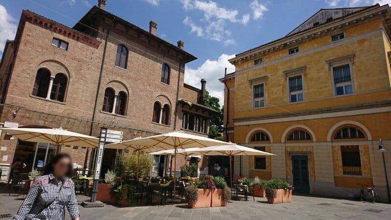イタリアのラヴェンナで半日観光