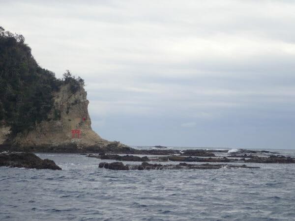 ポイントバケーション鴨川から近い観光スポット鯛の浦