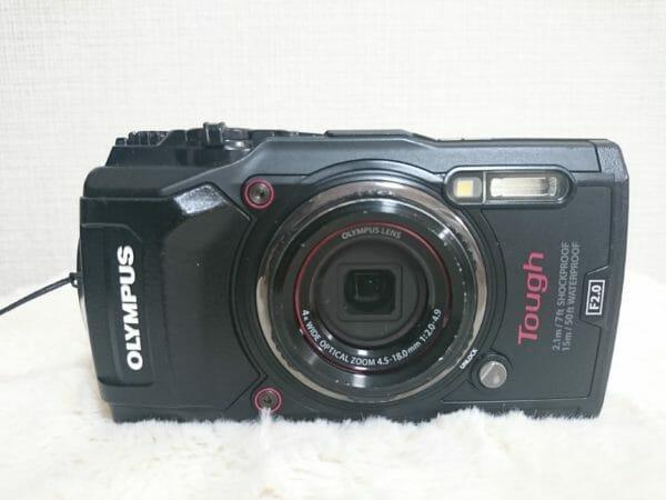 オリンパスデジタルカメラ防水toughTG-5