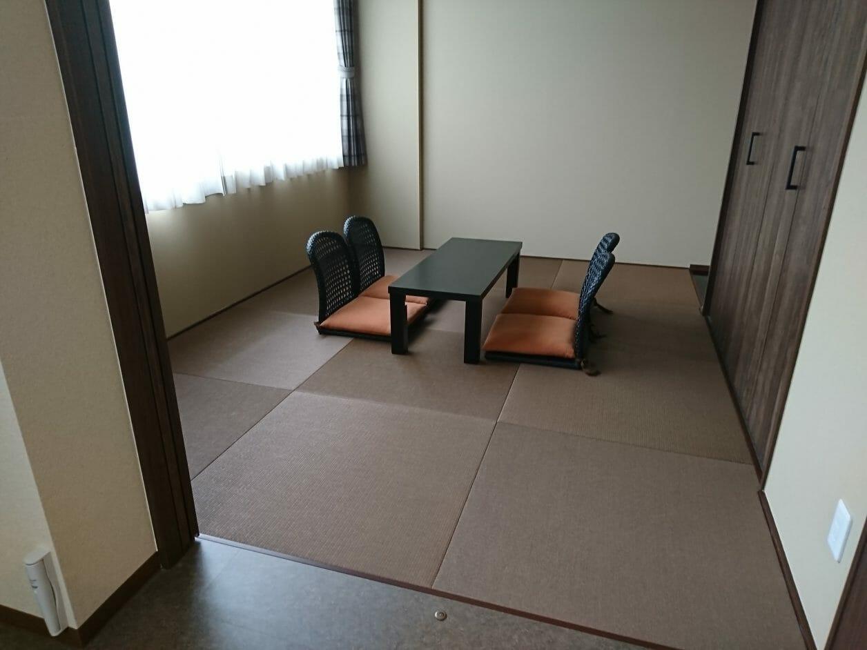 ポイントバケーション加賀山中の客室
