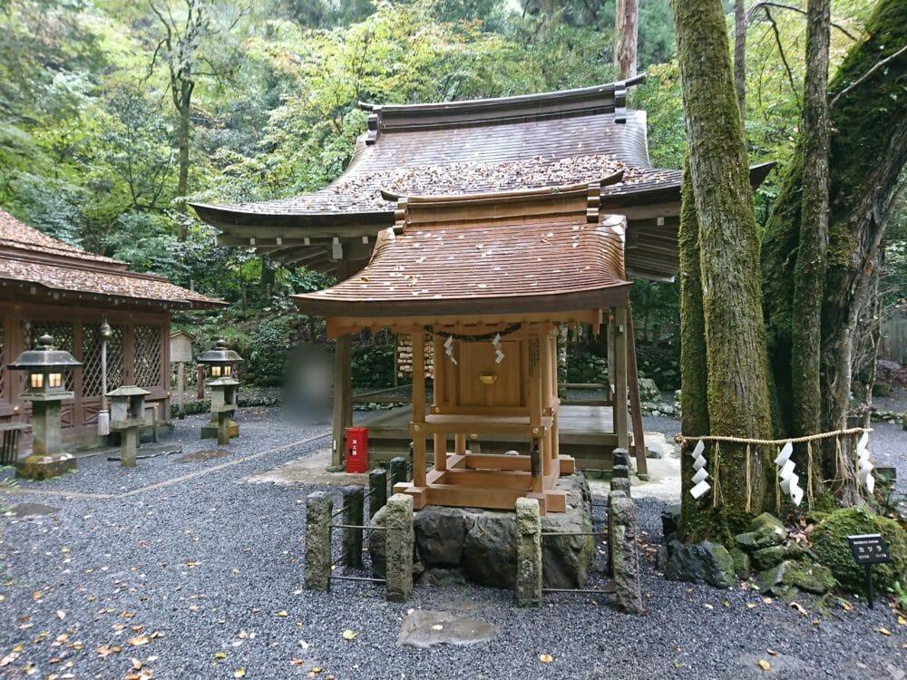 貴船神社の奥宮