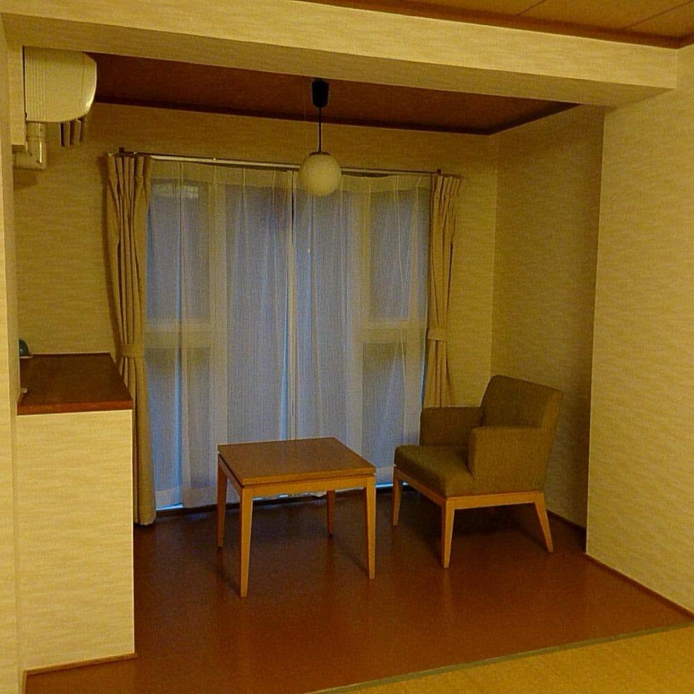 ポイントバケーション城崎温泉の客室