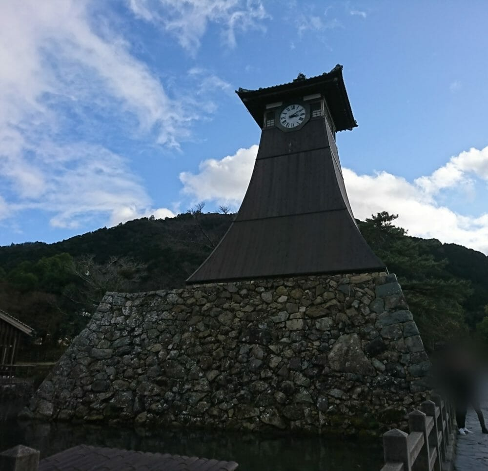 ポイントバケーション城崎から観光に来れる出石市