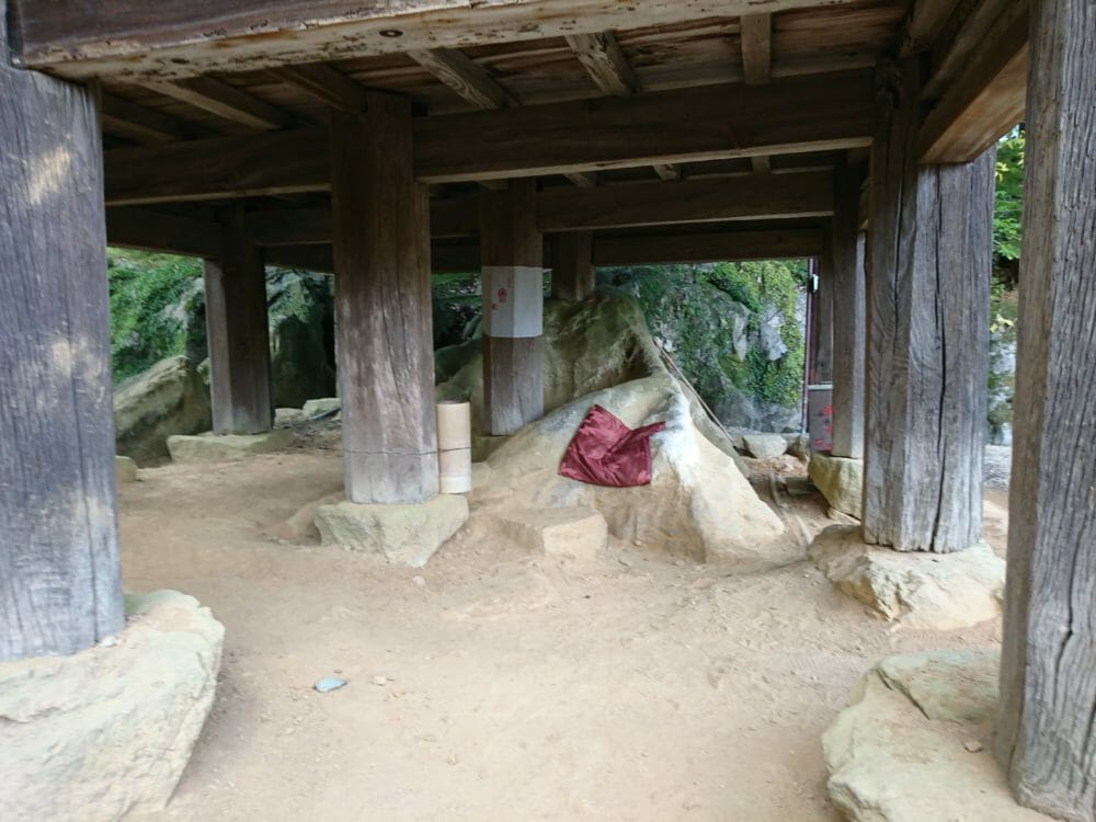 滋賀県のパワースポット石山寺