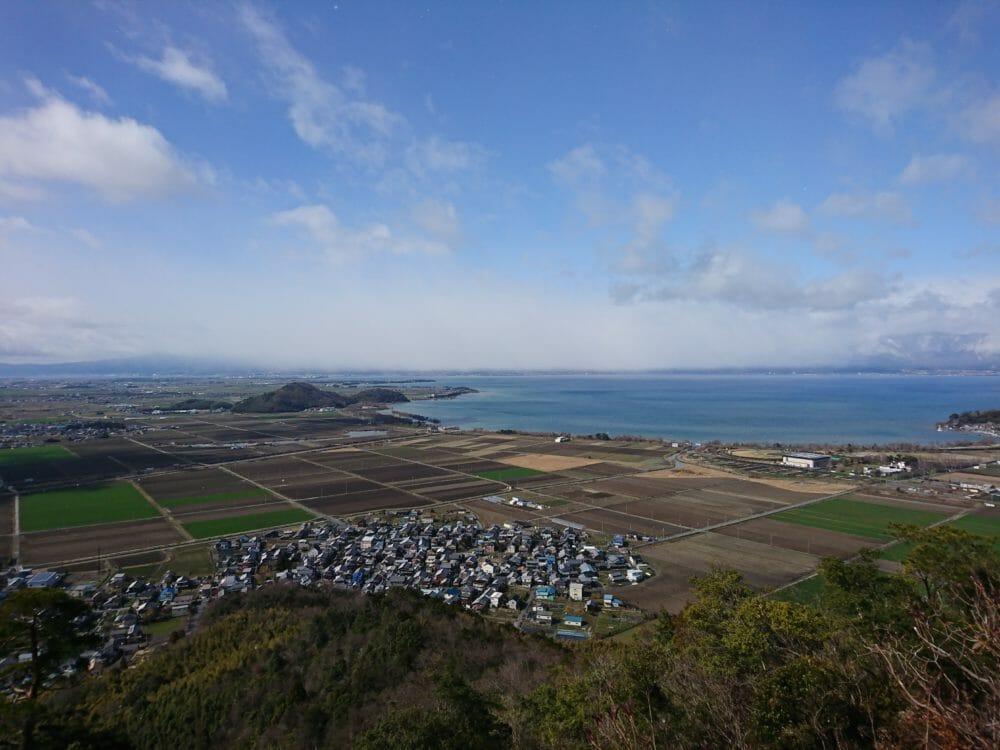 近江八幡ロープウェイ