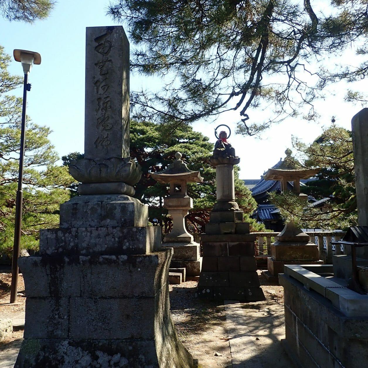 長野のパワースポット善光寺