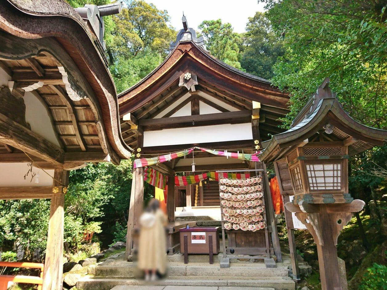 縁結びでご利益のある上賀茂神社