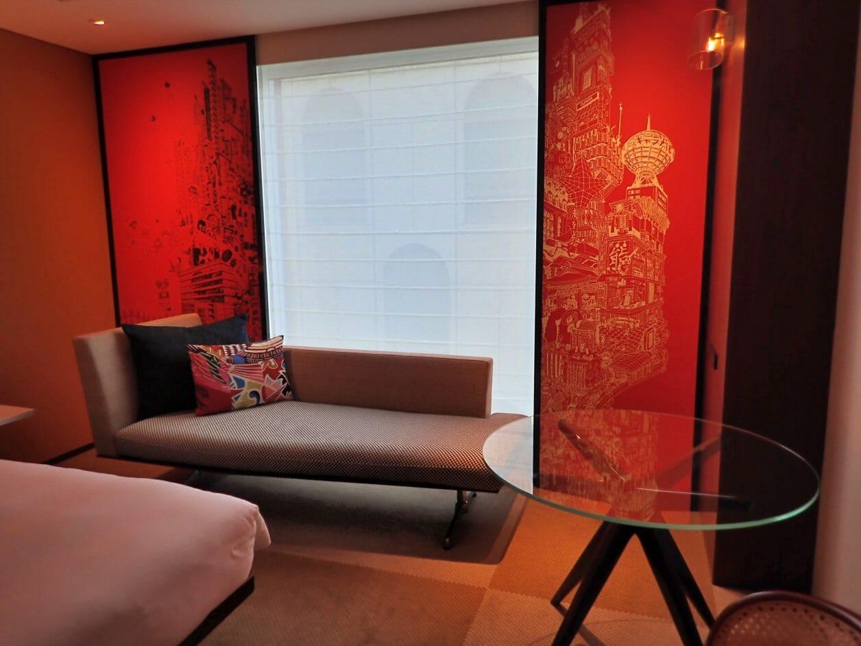 ハイアットセントリック銀座東京の客室