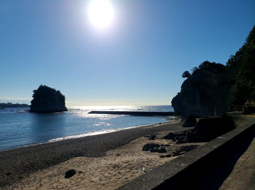 南紀白浜の観光スポット臨海
