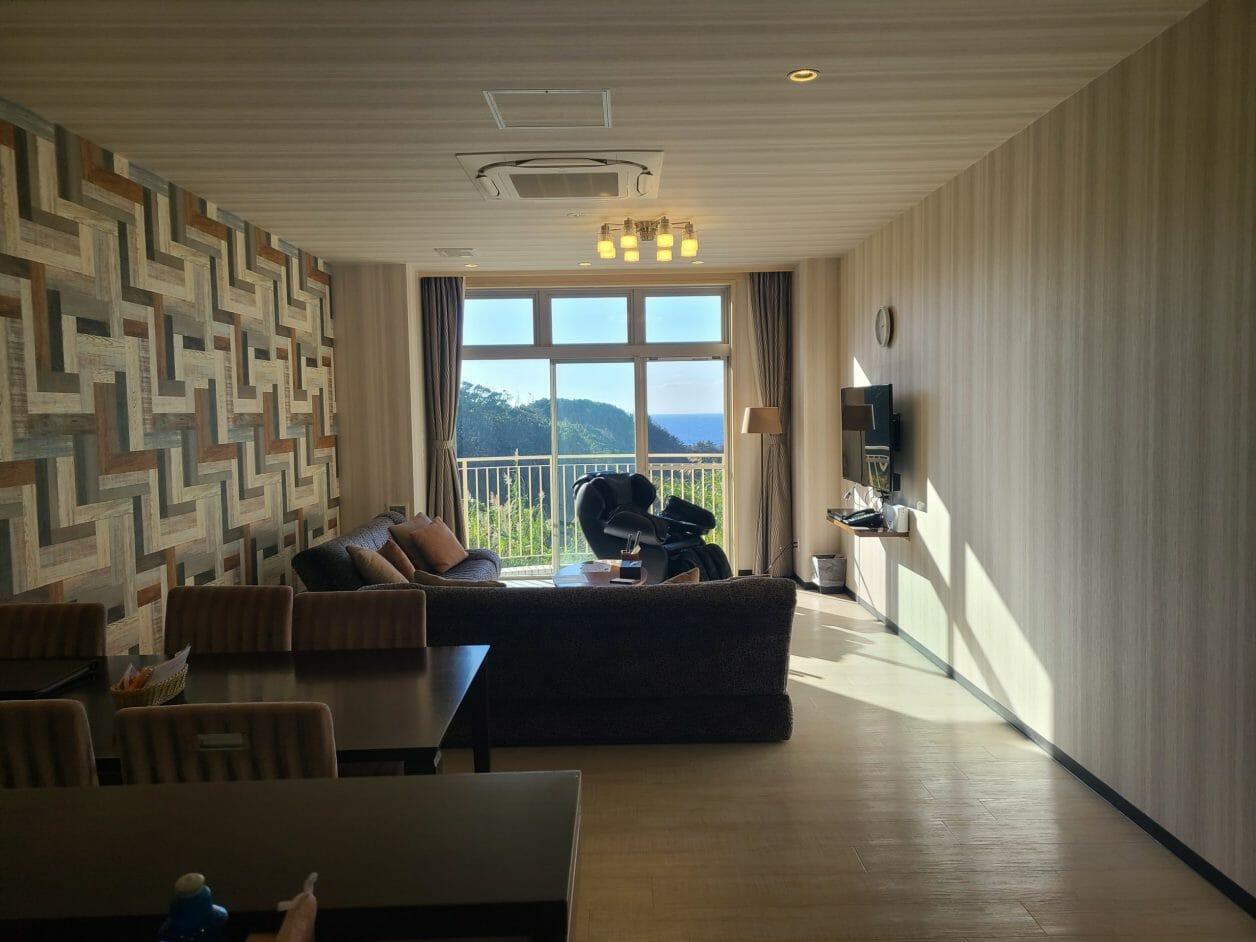 ポイントバケーション南紀白浜の客室